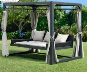 Provence Pavillon Gartenliege im Angebot bei Aldi Süd 11.5.2020 - KW 20
