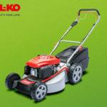Hofer 6.6.2019: AL-KO 519 BRI Benzin-Rasenmäher im Angebot