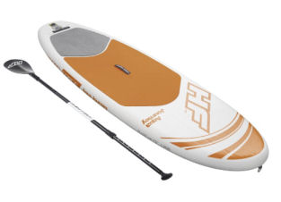 Bestway Hydro-Force Stand-up-Paddle Board Aqua Journey im Real Angebot ab 27.5.2019