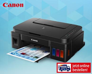 Hofer 9.5.2019: Canon Pixma G3501 Drucker im Angebot