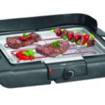 Clatronic BQ 3507 Tischgrill im Angebot bei Real 11.5.2020 - KW 20