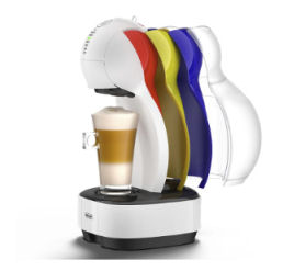 Real: DeLonghi Dolce Gusto Colours EDG 355 Kaffeemaschine im Angebot | KW 21 ab 20.5.2019