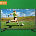 Medion Life E13254 31,5-Zoll HD LCD-TV Fernseher im Angebot bei Hofer 6.6.2019 - KW 23
