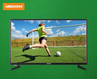 Hofer 6.6.2019: Medion Life E13254 31,5-Zoll HD LCD-TV Fernseher im Angebot