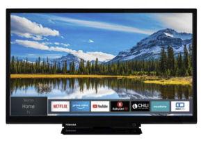 Toshiba 24W2963DA 24-Zoll HD-Fernseher Real 16.9.2019