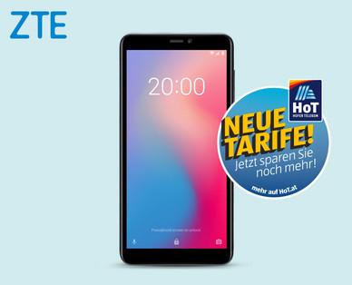 Hofer 23.5.2019: ZTE Blade A3 Smartphone im Angebot