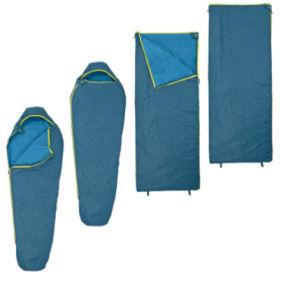 Fun Camp Ultraleicht-Schlafsack und Liegematte