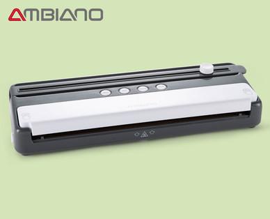 Hofer 16.12.2019: Ambiano Vakuum-Folienschweißgerät im Angebot