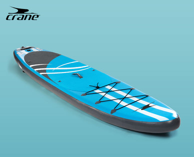 Crane Stand-up-Paddle Board-Set im Hofer Angebot ab 24.6.2019