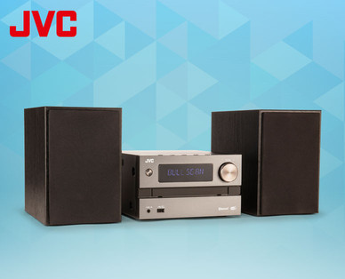 JVC UX-BA8DAB Stereoanlage im Hofer Angebot ab 19.6.2019