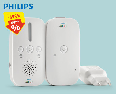 Philips Babyphone SCD50226 im Angebot bei Hofer 10.10.2019