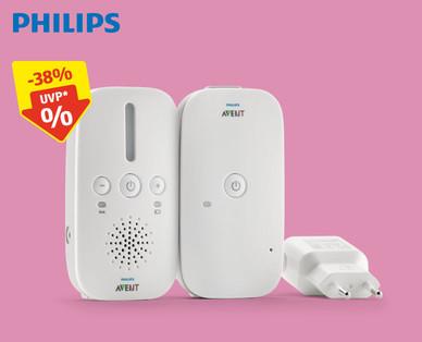 Philips Babyphone SCD502 26