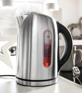 PowerTec Kitchen LED-Edelstahl-Wasserkocher im Angebot » Norma 30.12.2019 - KW 1