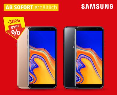 Samsung Galaxy J4+ Smartphone