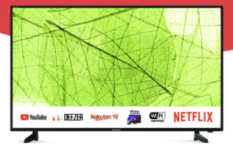 Sharp 40AJ2E 40-Zoll Ultra-HD Fernseher Real 23.9.2019