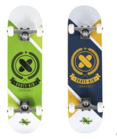 skate-aid Skateboard