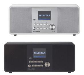 Telestar MD 87805 WLAN-Internet-Radio