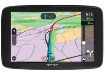Bild von TomTom Via 62 EU Navigationssystem bei Aldi Nord 12.10.2020 – KW 42