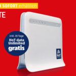 Hofer 5.12.2019: ZTE WLAN-Router MF253V im Angebot