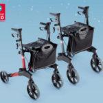 Active Med Alu-Rollator im Angebot bei Aldi Schweiz 24.2.2020 - KW 9