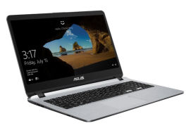 Asus F507MA-BR117T Notebook im Angebot » Real 6.1.2020 - KW 2