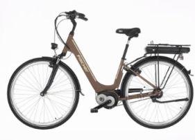 Fischer CITA 3 Elektro Fahrrad