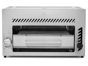 Hochtemperatur-Gasgrill HTG 800 A1 für 149€ bei Lidl