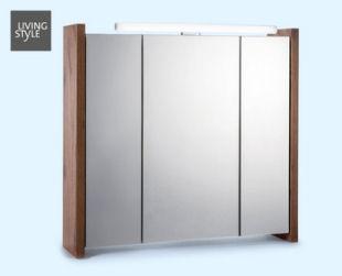 Hofer 7.1.2020: Living Style Badezimmer-Spiegelschrank im Angebot