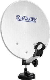 Schwaiger SAT3400HD Camping-SAT-Anlage im Kaufland Angebot 1.8.2019 | KW 31