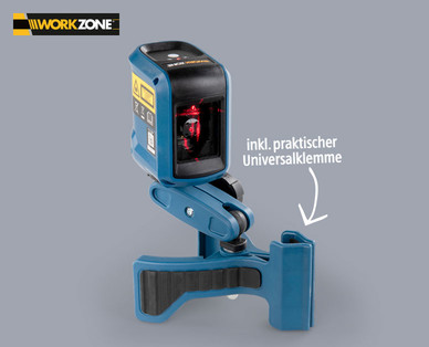 Workzone Kreuzlinien-Laser