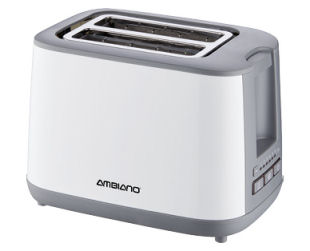 Ambiano Doppelschlitz-Toaster im Angebot bei Aldi Süd 9.3.2020 - KW 11