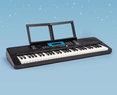 Keyboard - Musikinstrumente bei Aldi | Neu: Hofer ab 11.11.2019