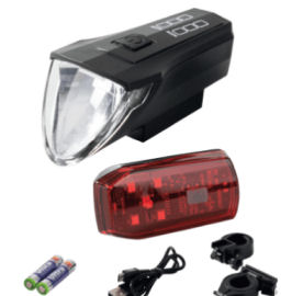 Cyclemaster LED-Beleuchtungsset