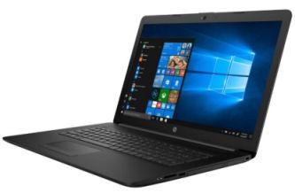 HP 17-ca0563ng Notebook Real 16.9.2019