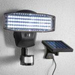 Norma 19.8.2019: i-Glow SMD-LED-Solarstrahler im Angebot