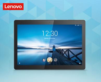Hofer 23.10.2019: Lenovo Smart Tab M10 HD Tablet-PC im Angebot