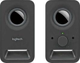 Logitech Z150 2.0 Multimedia-Lautsprecher