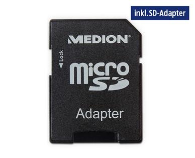 Medion E88094 64 GB MicroSDXC Speicherkarte