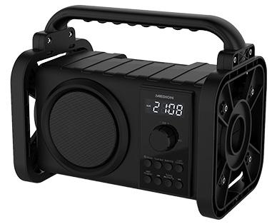 Medion Life Bluetooth Baustellen- und Freizeitradio