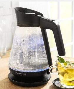 Norma » PowerTec Kitchen Glas-Karaffen-Wasserkocher im Angebot » 26.8.2019 - KW 35