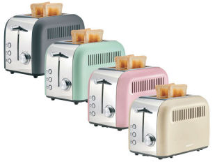 Silvercrest Toaster
