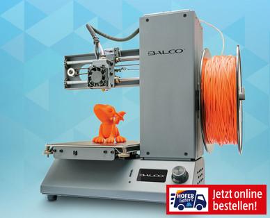 3D-Drucker ab 26.9.2019 bei Hofer