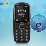 Hofer 19.9.2019: Bea-Fon SL 360 Handy im Angebot