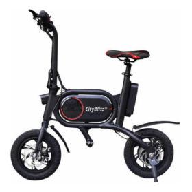 CityBlitz Elektro-Fun-Scooter 14.10.2019