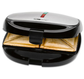 Penny 2.10.2019: Clatronic ST/WA3670 3-in-1 Sandwichmaker im Angebot