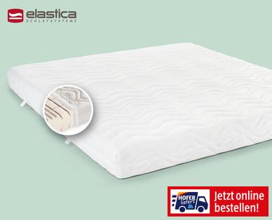 Elastica Partnermatratze Hofer 26.9.2019