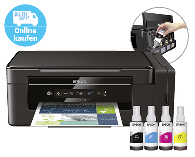 Epson EcoTank ET-2600 3-in-1 Drucker