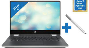 HP Pavilion x360 14-dh0545ng Notebook Lidl 30.9.2019