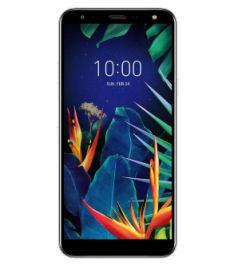 Bild von LG K40 Smartphone bei Real 30.11.2020 – KW 49