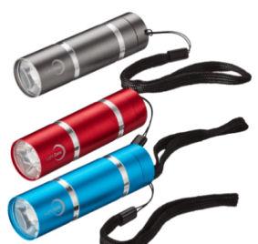 LightZone LED-Taschenlampen: Aldi Nord Angebot ab 23.9.2019 - KW 39